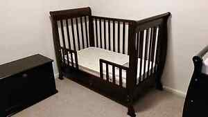 Nursery toddler complete furniture package Campbelltown Campbelltown Area Preview
