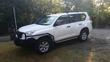 2011 Toyota LandCruiser Prado wagon GX Gympie Gympie Area Preview