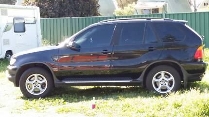 2002 BMW X5 South Fremantle Fremantle Area Preview