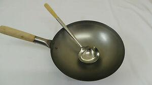Join. steel wok round bottom