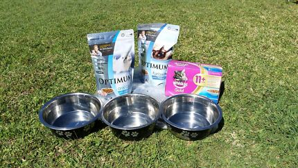 Pet food and bowl Pacific Pines Gold Coast City Preview
