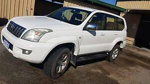 2006 Toyota LandCruiser GXL 4X4 7 SEATER Midland Swan Area Preview