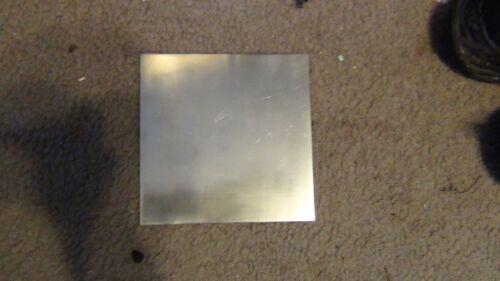sterling silver sheet metal 6 x 6 inch  gauge 34 32 30 28 26 24 gauge 1/4 hard