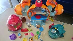 Octonauts pack includes Octopod Mount Gravatt Brisbane South East Preview