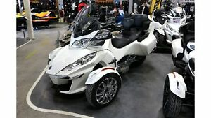 2019 Can-Am Spyder RT SE6 Limited DEMO