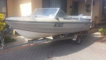 Pride 16ft Runabout Para Hills Salisbury Area Preview