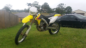 Rmz 450 2010 Mirboo North South Gippsland Preview