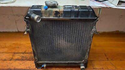 John Deere 655 Radiator Leak Tested Am101972  Tl