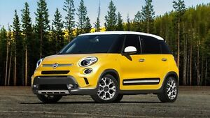 Looking for Big Fiat (FIAT 500L or 500X)