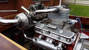 308 Holden Red Motor Twin Turbo - Never been started - Boat motor Woodville West Charles Sturt Area Preview