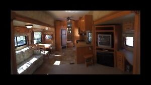 RENT this Luxury, King Bed, 38' Trailer.  We DELIVER FREE to you