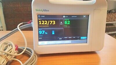 Welch Allyn Connex 6000 Series 64nxxx Touch Screen Vital Sign Monitor
