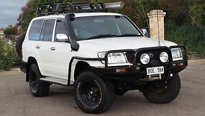 2000 TURBO DIESEL 1HD-FTE 105 LANDCRUISER **ON DEPOSIT** Clearview Port Adelaide Area Preview