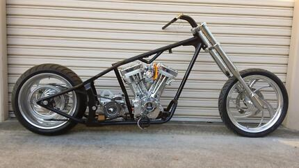 HEAPS OF NEW HARLEY/CHOPPERS PARTS, Brisbane Region Preview