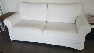 DOUBLE SOFA LOUNGE IN EXCELLENT CONTITION