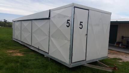 Chicken trailer 650