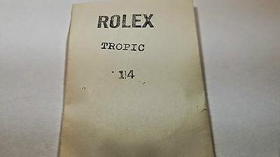 ROLEX Plastic Crystal (Tropic 25-14), watch part - SALE - Genuine-NEW