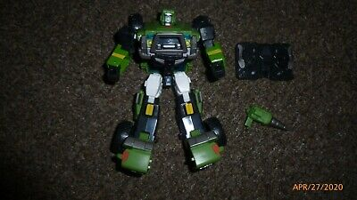 Transformers Generations Universe Classics Hound Deluxe Figure Complete Ravage