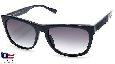 NEW HUGO BOSS ORANGE BO 0093/S 6R9/JJ DARK BLUE SUNGLASSES 55-17-140 (Hugo Boss Wayfarer Sunglasses)