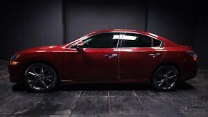 2013 Nissan Maxima SV LEATHER! NAV! PUSH BUTTON START! BACK U...