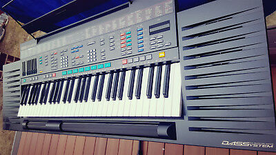 MINT Yamaha PSR-4600 Keyboard Synthesizer Piano Arranger WORKSTATION Tyros 1990, used for sale  Lake Zurich