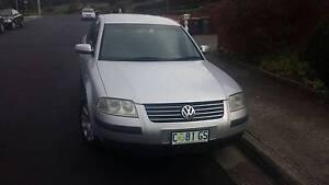 2001 Volkswagen Passat Sedan, Excellent Value West Moonah Glenorchy Area Preview