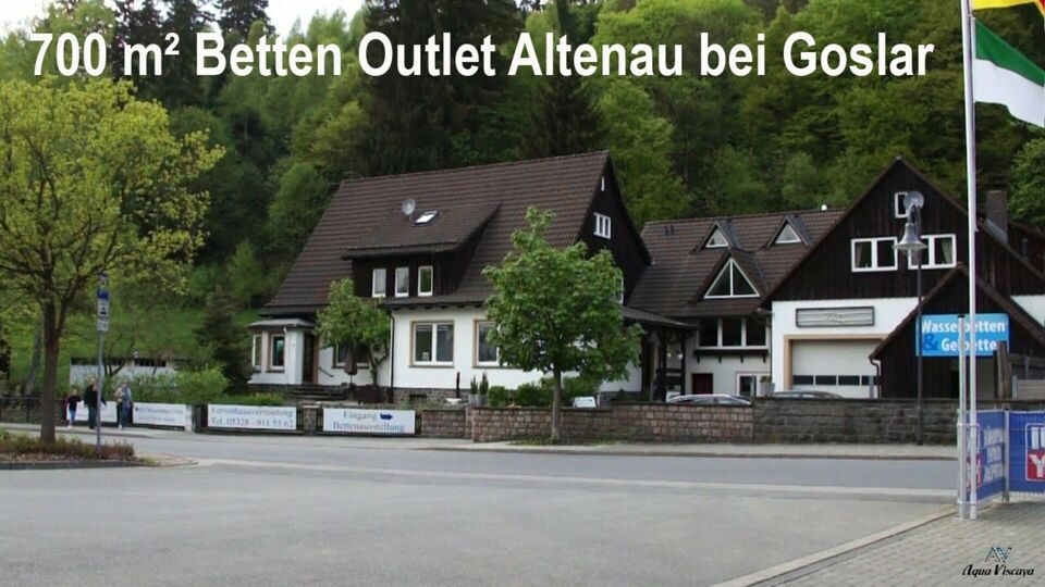 700 M² BOXSPRINGBETTEN WASSERBETTEN GEL MATRATZEN in Niedersachsen - Peine