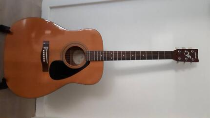 Yamaha FG-300A Steel String Acoustic Guitar