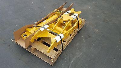 New 12 X 35 Heavy Duty Hydraulic Thumb For Caterpillar Excavators