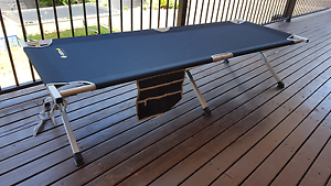 Oztrail Large Single Camping Stretcher Bed x 2 Farley Maitland Area Preview