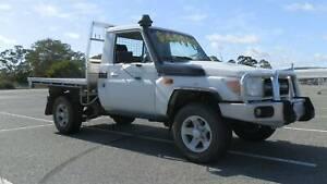 Toyota Landcruiser 79 Series Work Mate Maddington Gosnells Area Preview