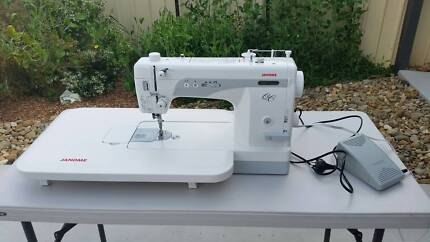 Janome sewing sewing machines gumtree australia free local janome industrial sewing machine fandeluxe Choice Image