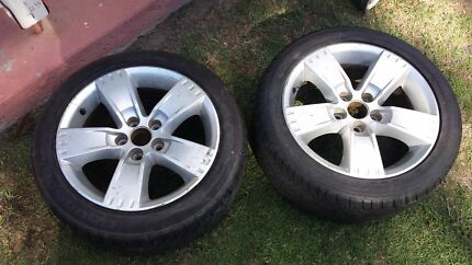 Rims and tyres Brisbane City Brisbane North West Preview