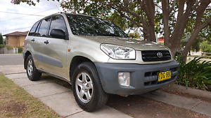 Up for sale is my 2003 toyota rav4 Fairfield Fairfield Area Preview