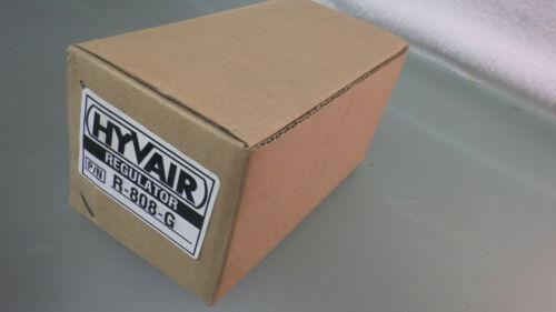 HYVAIR Hydraulic R-808-G Regulator in Box * USA Unused NOS NIB