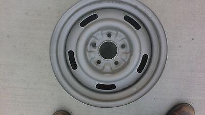 15x7 Chevy Rally wheel Camaro Chevelle 1 El Camino NOVA CORVETTE MONTE MALIBU SS
