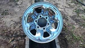 Toyota Land Cruiser wheel rims Holloways Beach Cairns City Preview