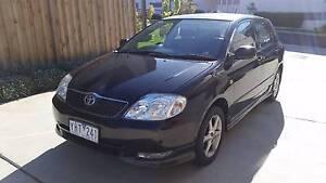 2003 Toyota Corolla Levin Seca - Auto - REG+RWC+FULL SERVICE! Coburg North Moreland Area Preview