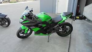 kawasaki ninja 300 special edition abs 2013 Clontarf Redcliffe Area Preview