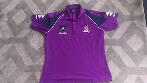 Melbourne storm polo (size large) Heidelberg Banyule Area Preview