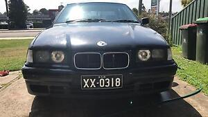 CHEAPEST BMW 318i with rego Buxton Wollondilly Area Preview