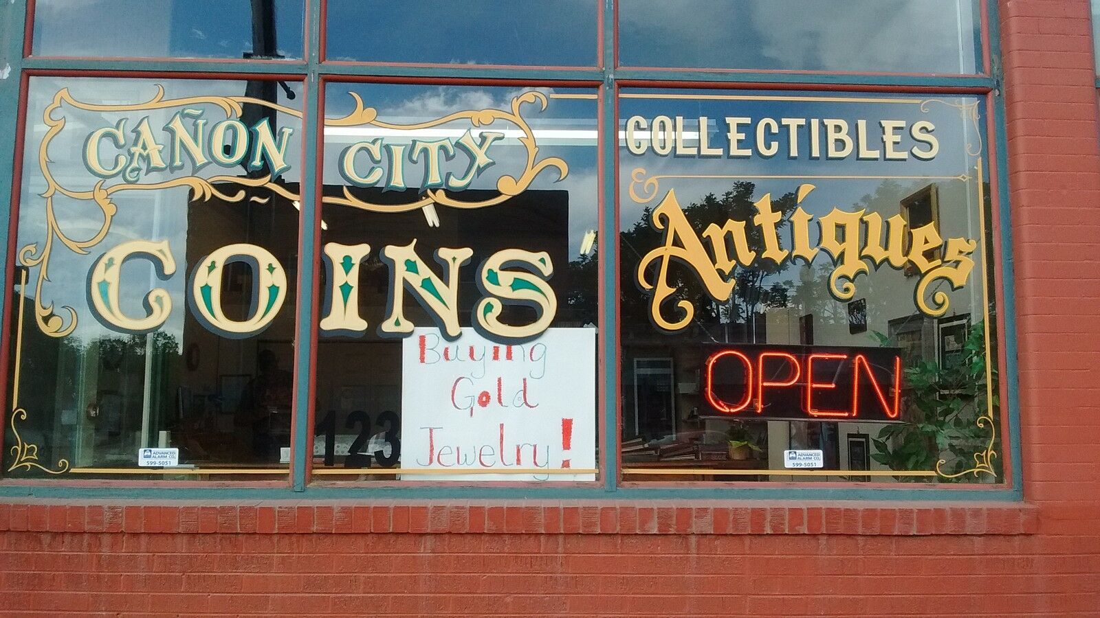 Canon City Coins and Collectibles
