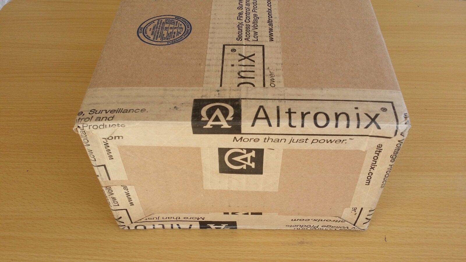 New in manufacture sealed Box Altronix ALTV244ULCB