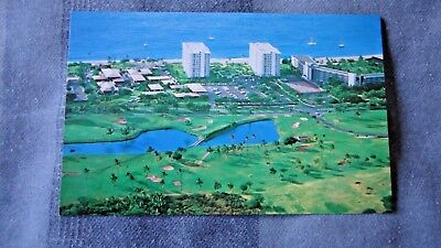 The Whaler On Kaanapali Beach Postcard Hawaii  for sale  Shipping to Canada