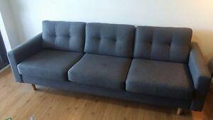 Jazz 3 seater sofa Erskineville Inner Sydney Preview