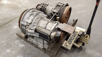 ZF 4 Speed Automatic Bus Gearbox 4HP500 for Volvo B10M Mk 1