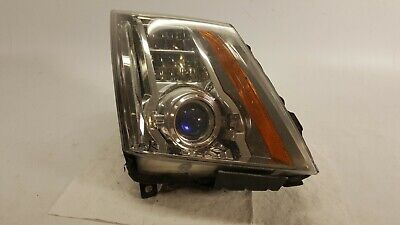 2008-2014 CADILLAC CTS PASSENGER RIGHT HID XENON AFS LAMP 08-14 OEM MOISTURE