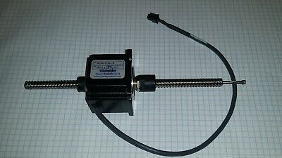 Nema 23 Linear Stepper Motor Hollow Bore Thru Screw Anti-backlash