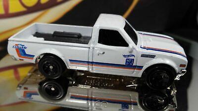 Hot Wheels 2017 HW Hot Trucks Series #181 Datsun 620 White