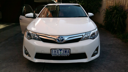 Toyota camry Hybrid HL